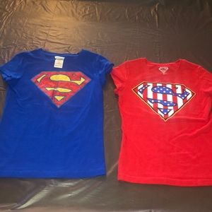 Other - Superman Shirts!
